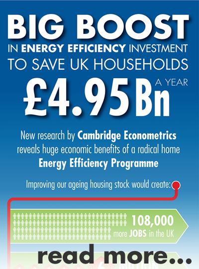 £4.95Bn could be saved - infographic