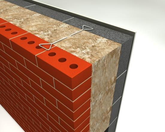 Walls - External Masonry Cavity